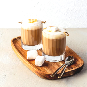 Irish oat coffee